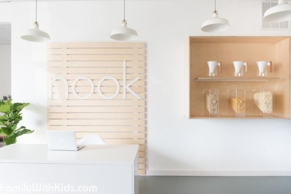 Nook design agency in Arlington, USA