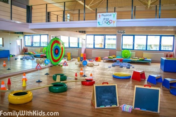 Magic Roundabout Nursery Stockwell, a private kindergarten in Lambeth, London, UK