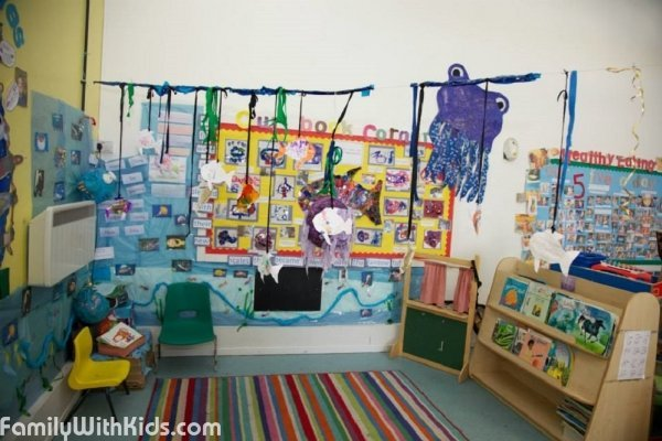 Chapel House Day Nursery, a private daycare center in West Norwood, London, UK