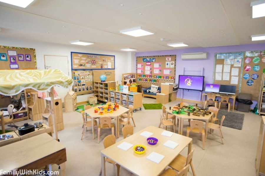 Bright Little Stars Nursery, a private childcare center in Barnet, London, UK