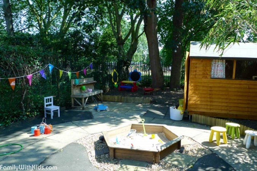 The Willow Tree Nursery School, a private kindergarten for kids 2-5 years old in Hammersmith and Fulham, London, UK