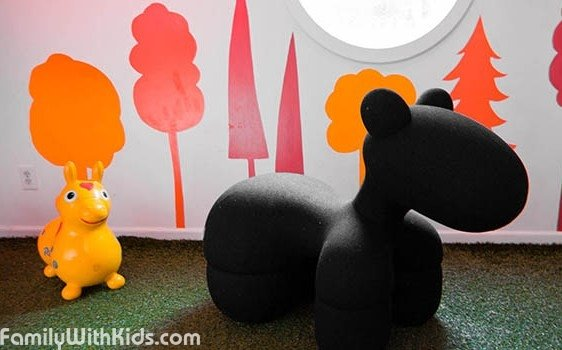 The COOP play space for kids and parents, birthday parties in Redondo Beach, USA