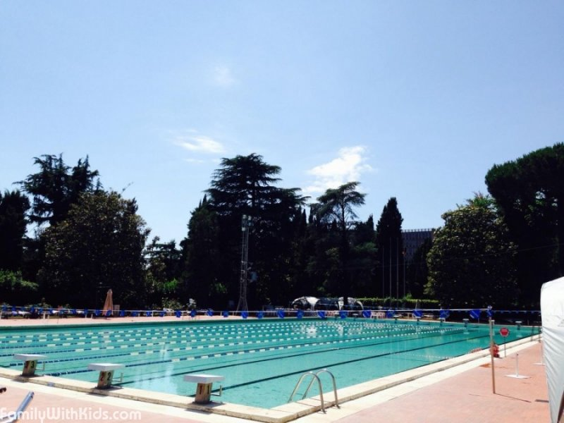 speedo public swimming pool rome - photo#9